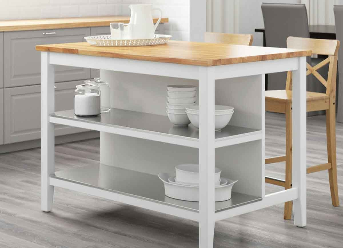 Picture of: Best Kitchen Islands 10 Options For Under 500 Bob Vila