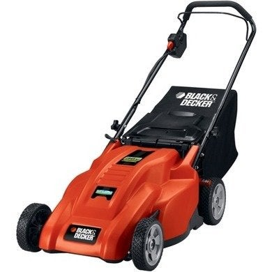 Blackanddecker 36vcordlesselectri pushlawnmower