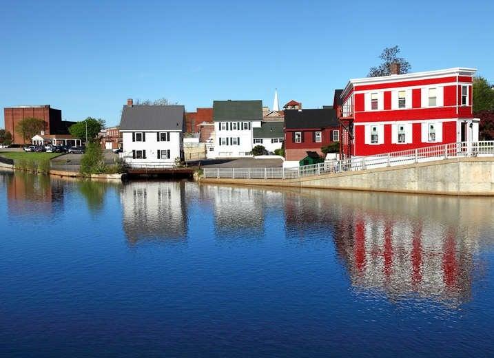 Laconia, New Hampshire