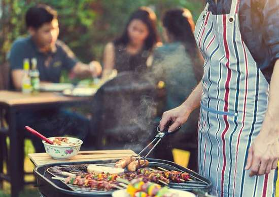 Clothing for Grill Safety