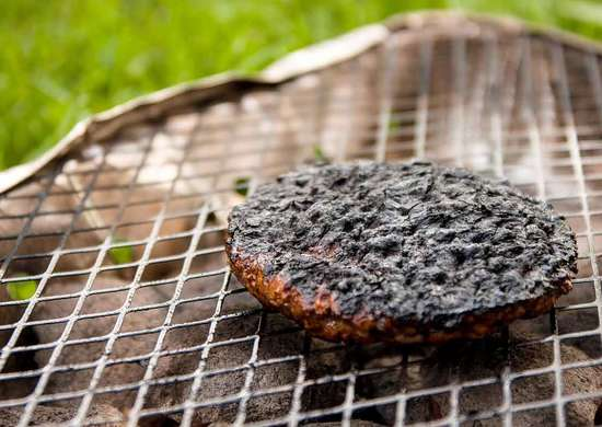 Don't Overcook Your Grilled Foods