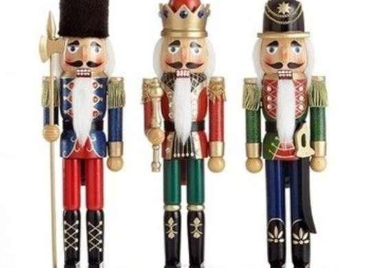 Macys holidaylanenutcracker classic kingwithsoldiers