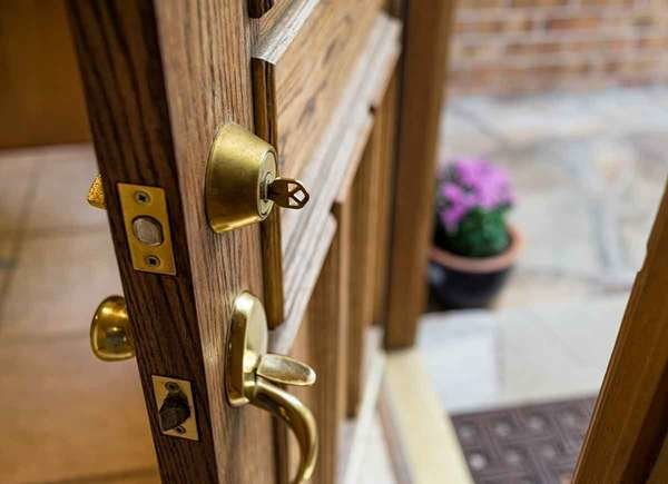 Change the Locks in a New Home