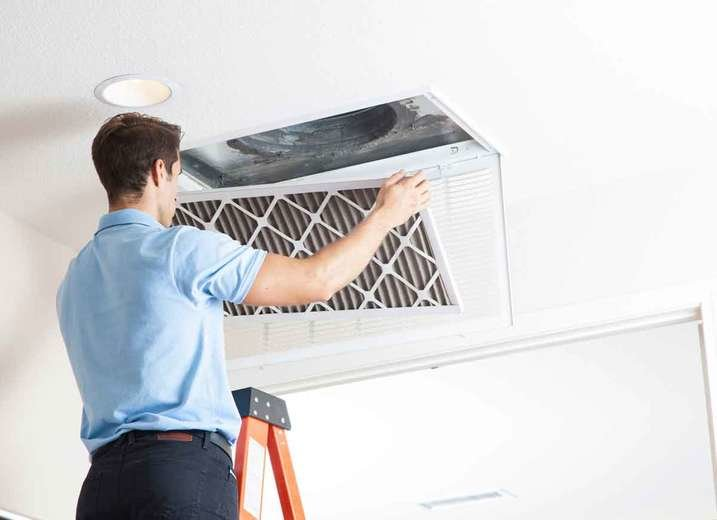 How to Replace Air Filters