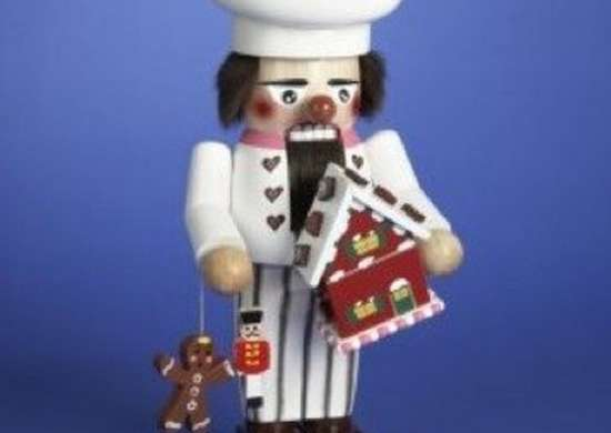 Steinbach chubby nutcracker remarkable