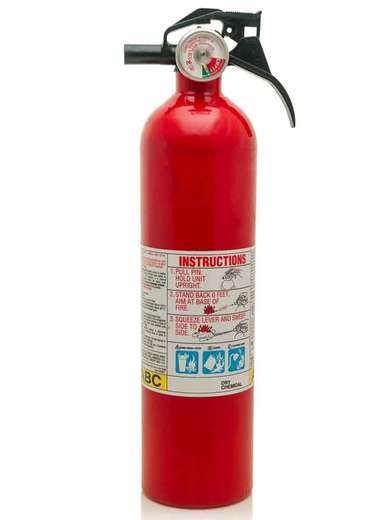 Fire Extinguishers for New House