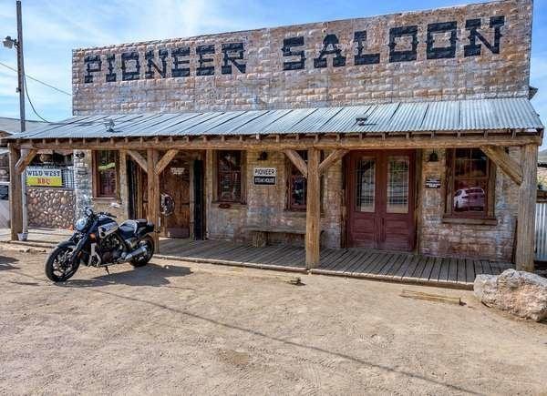 Pioneer Saloon in Goodsprings, Nevada