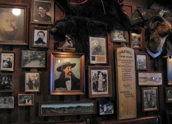 Remembering Wild Bill Hickok at Saloon No. 10