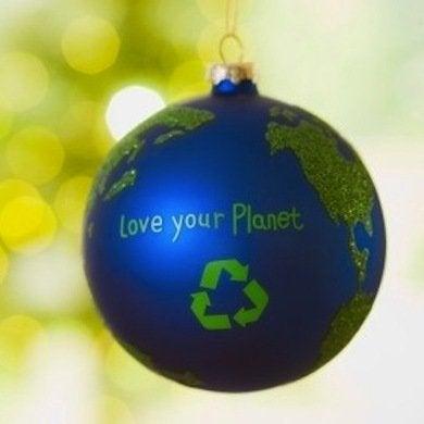 Eco friendly christmas decorations e1322516175178