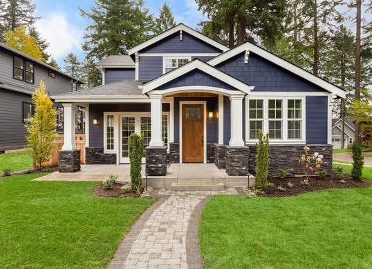 Don't Neglect Curb Appeal
