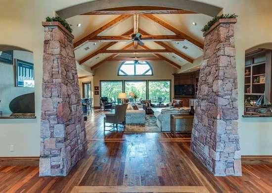 Inside the OKC Home