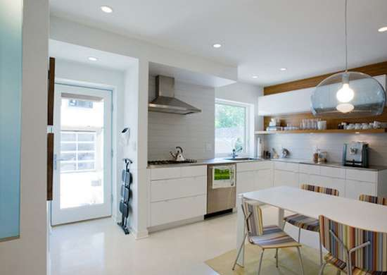 Bright and Airy Interior