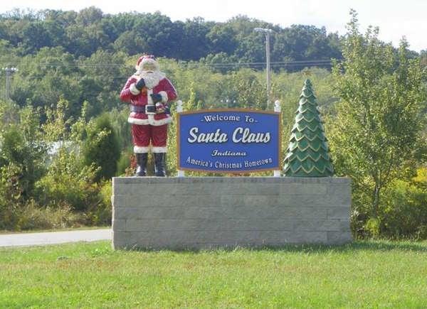 Next Stop: Santa Claus