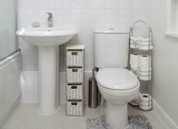 Artificial Grass Balcony Ideas, Small Bathroom Remodel 8 Tips From The Pros Bob Vila Bob Vila