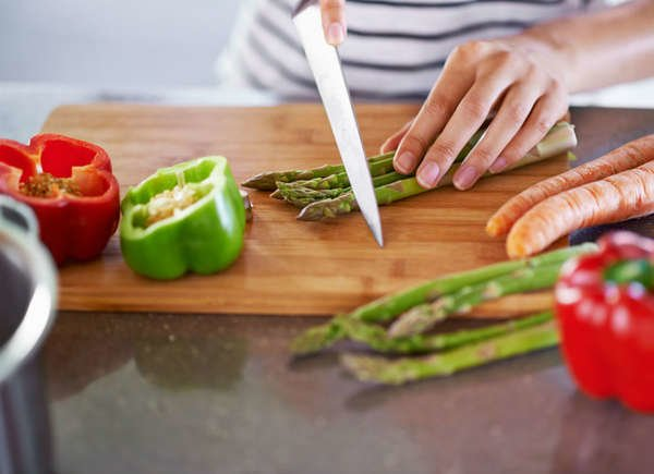 4. Always Break Out a Cutting Board
