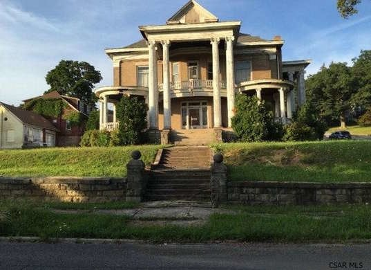 Extreme Fixer-Upper in Windber, Pennsylvania