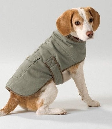 Llbean fieldcoatfordogs