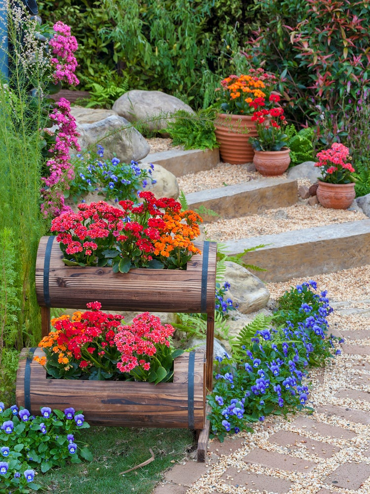 Backyard Slope Landscaping Ideas - 10 Things To Do - Bob Vila on Sloping Garden Ideas id=88042