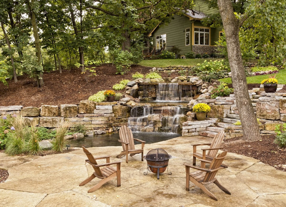 Backyard Slope Landscaping Ideas - 25 Things To Do - Bob Vila