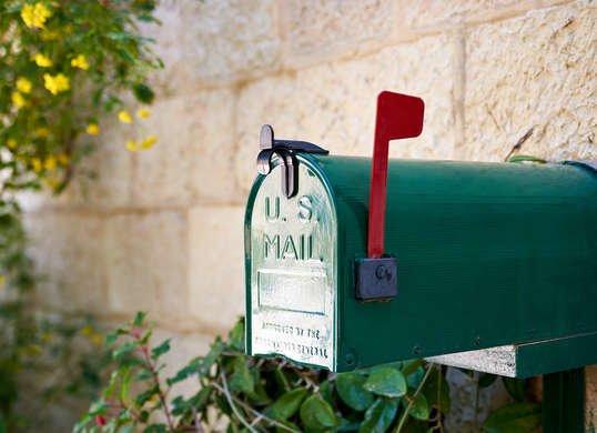 Clean Mailbox