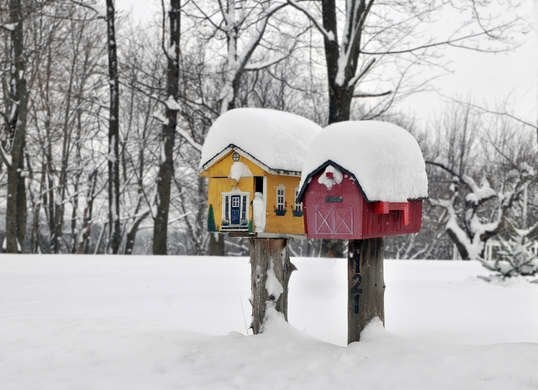 Mail Delivery Inclement Weather
