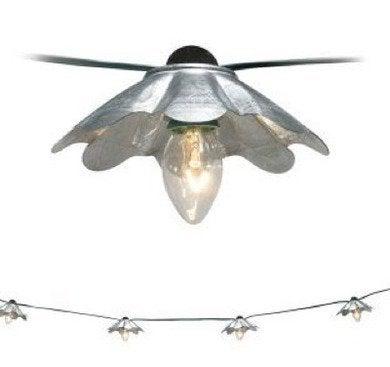 Galvanizedmetalstringpartylights lampsplus
