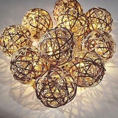 Lunabazaar rattanballstringlights