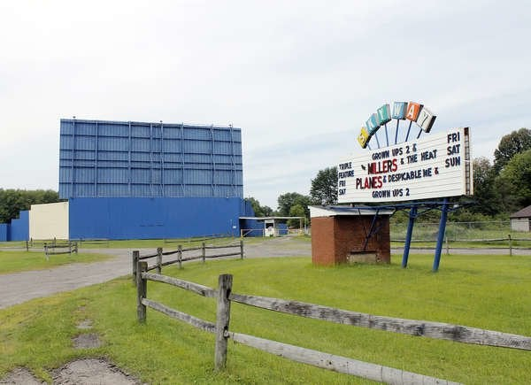 Skyway Twin Drive-In Theatre