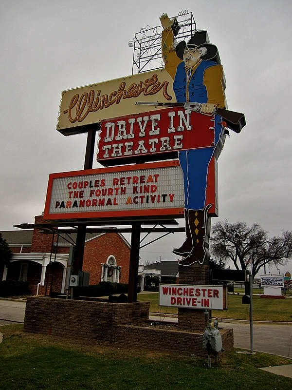Winchester Drive-In Theater