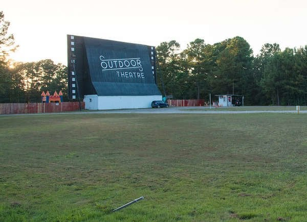 Raleigh Road Outdoor Theatre