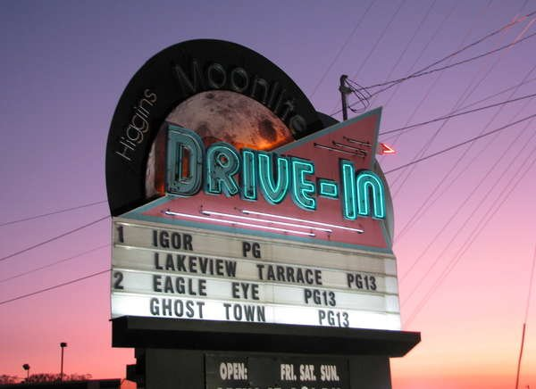 The Moonlite Drive-In