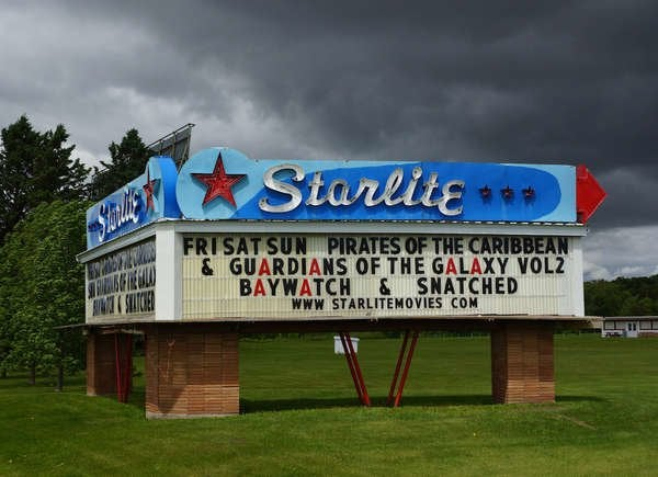Starlite Drive-In Theater