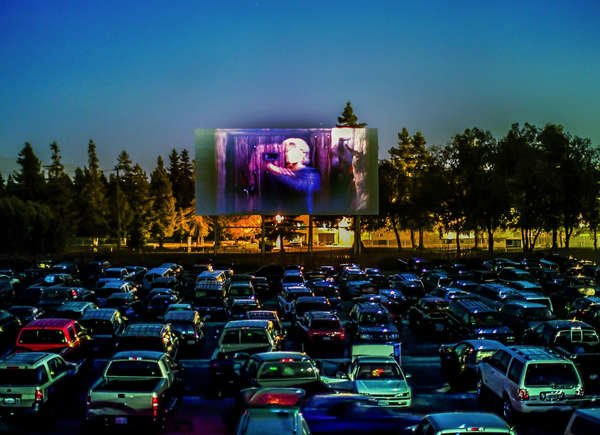 West Wind Solano Drive-In Movie Theater