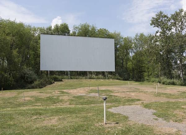 Hilltop Drive-In Theater