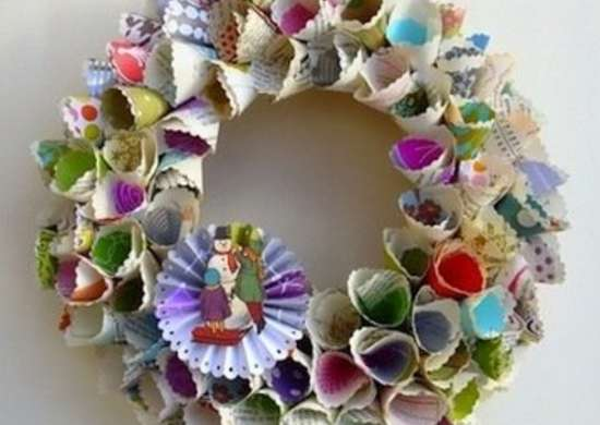 Paperwreath