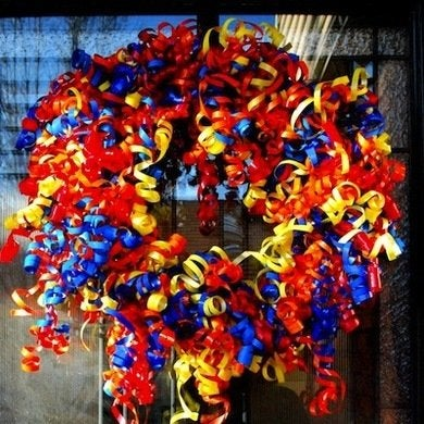 Birthday-wreath