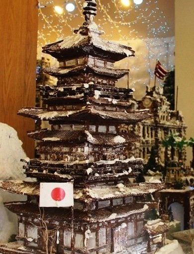 Gingerbread House Ideas 12 Architectural Amp Appetizing