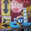 West End Salvage Vintage Signs