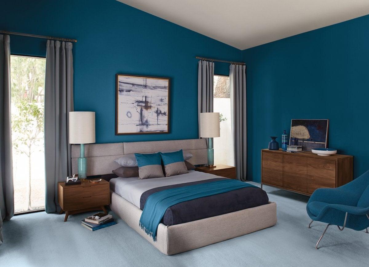 Blue Bedrooms - 12 Design Inspirations - Bob Vila