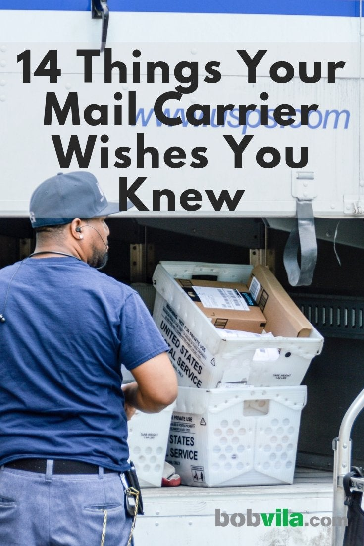 USPS Tips And Tricks - 14 Things Your Mailman Wishes You Knew - Bob Vila