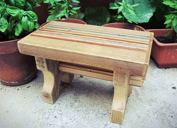 Strange 12 Diy Step Stool Designs You Can Make Bob Vila Gmtry Best Dining Table And Chair Ideas Images Gmtryco