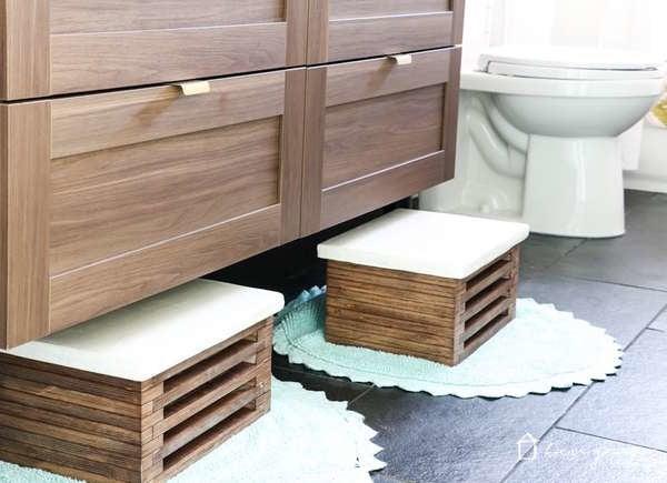 Admirable 12 Diy Step Stool Designs You Can Make Bob Vila Uwap Interior Chair Design Uwaporg