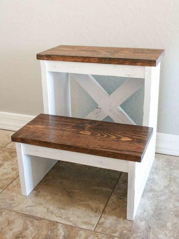Marvelous 12 Diy Step Stool Designs You Can Make Bob Vila Uwap Interior Chair Design Uwaporg