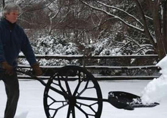 Best Snow Shovel for Back Pain Sno Wovel