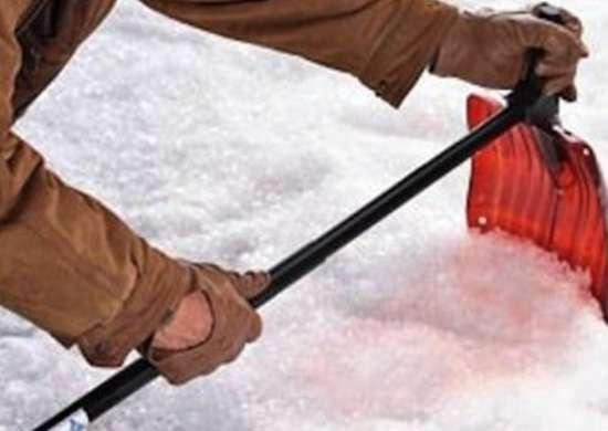 Collapsible Snow Shovel