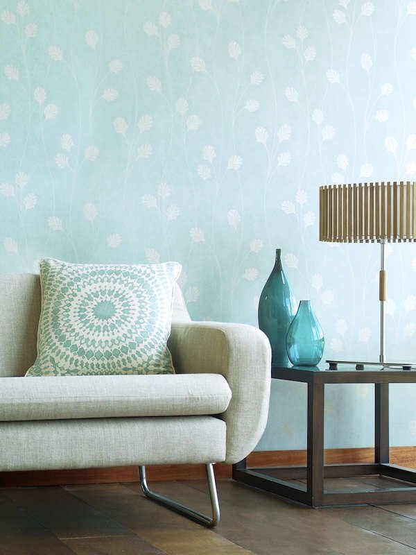 wallpaper seams showing