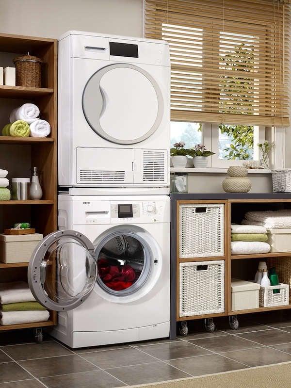 mildew in washer