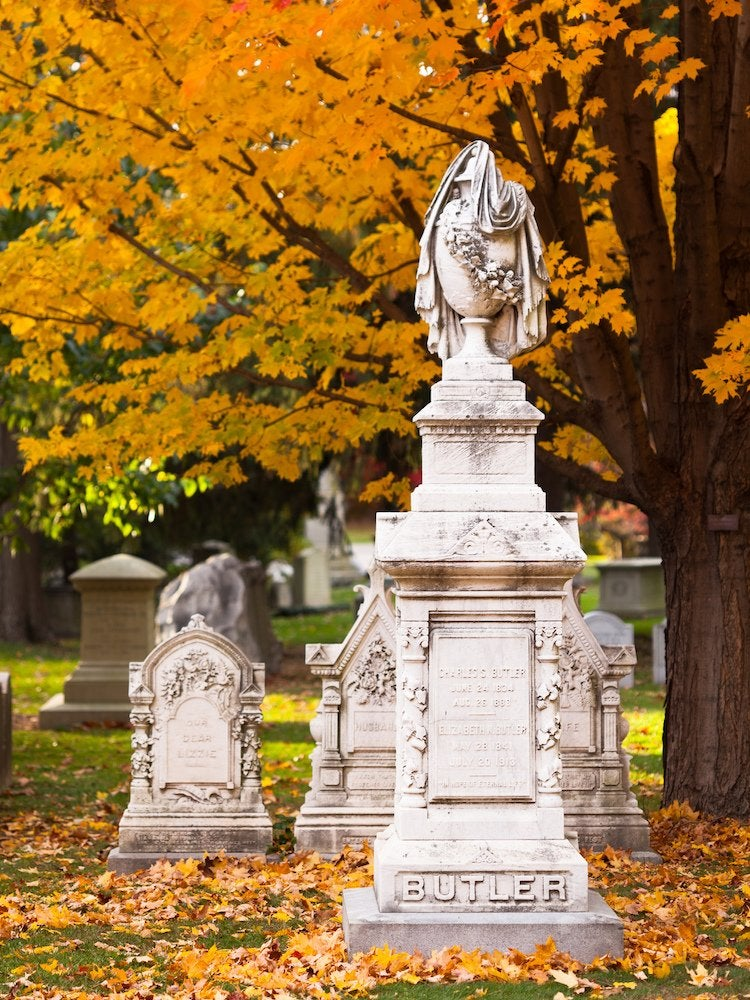 America's Most Beautiful... Cemeteries