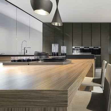 Wood Look Laminate Counters
