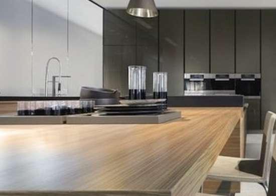 Wood Look Laminate Counters
